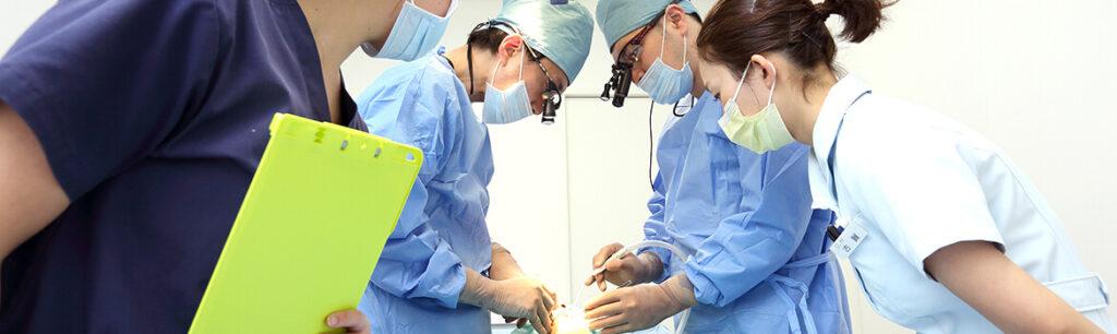 口腔外科の風景