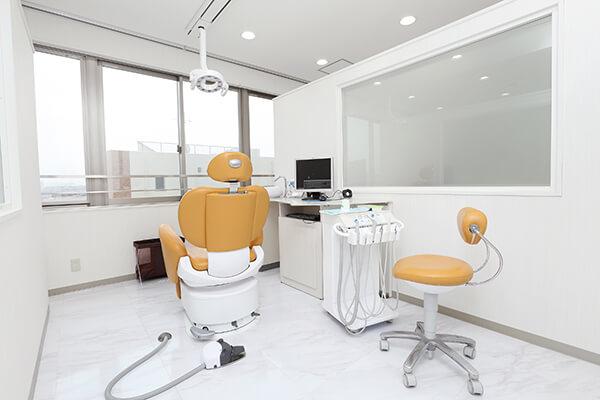 ケアルーム(歯周予防室について)